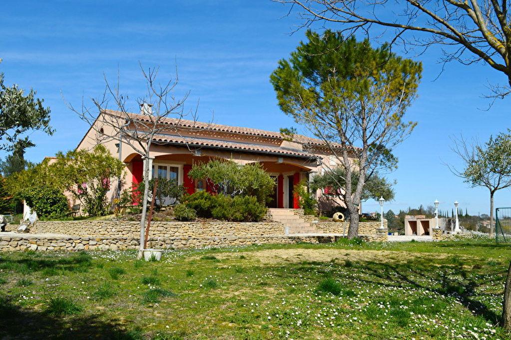 Villa Boisset et Gaujac 4 pièces 117 m2 terrain 1665 m2