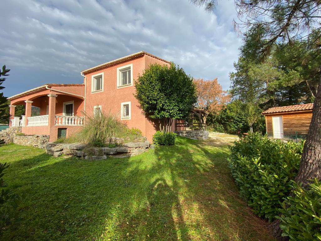 Villa  type 5 St Martin de Valgalgues 130 m2 terrain 1300 m2