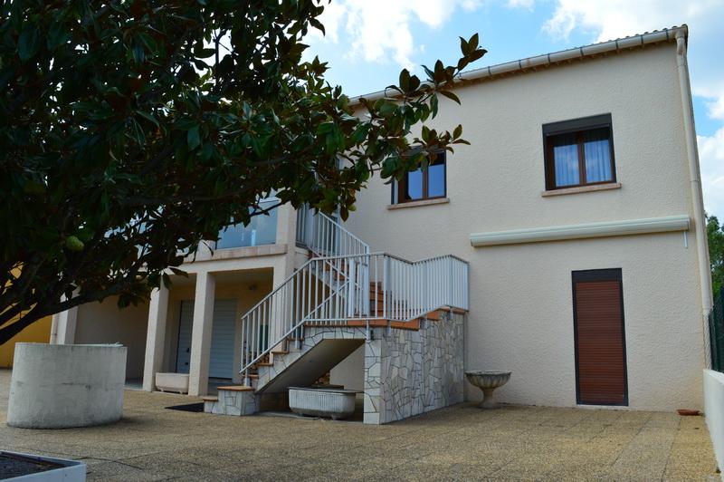 Maison Alès 5 pièces 119 m2 terrain 467 m2 possibilité deux appartements