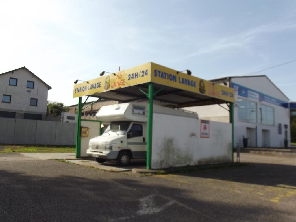 EXCLUSIF BLAMONT STATION DE LAVAGE AUTOMOBILES