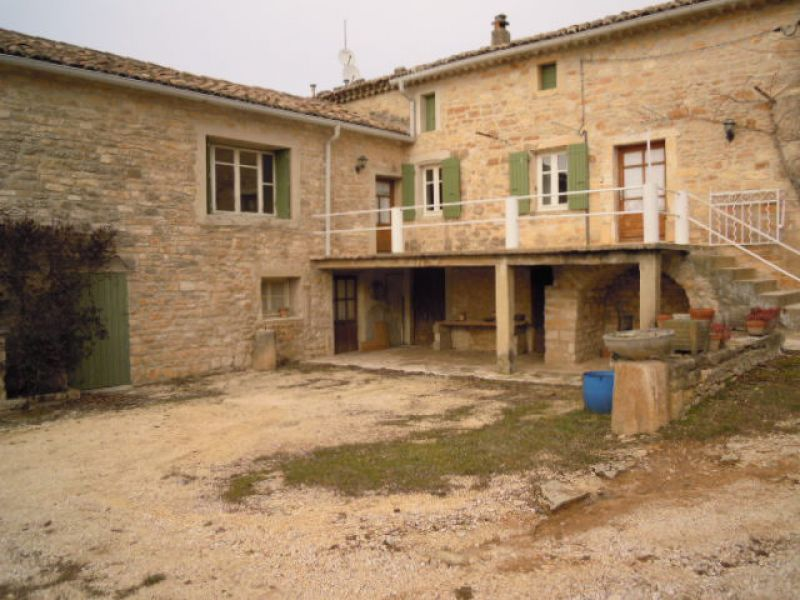 photo de Maison a vendre issirac