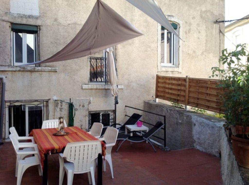 Lignan sur orb, Maison 5 pi�ces avec terrasse et garage