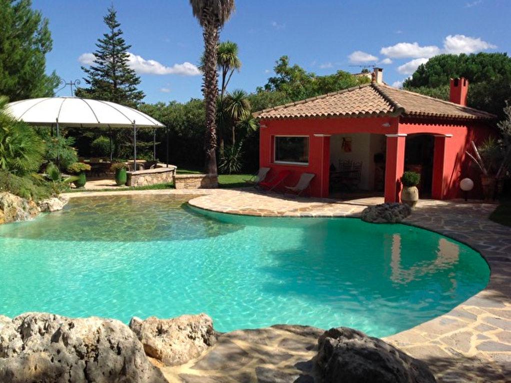 Villa Lignan Sur Orb 5 pi�ce(s) 180 m2