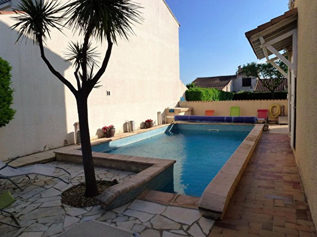 Villa Lignan Sur Orb 5 pièce(s) 120 m2