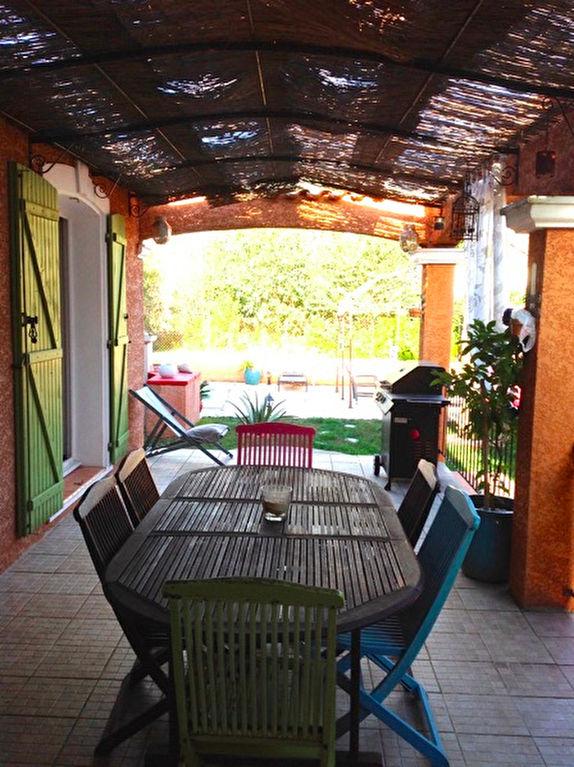 Villa Lignan Sur Orb 5 pi�ce(s) 130 m2