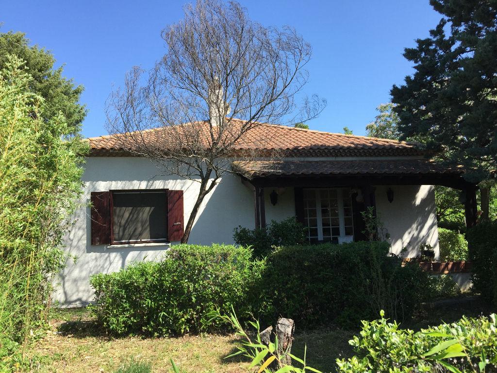 Villa Lignan Sur Orb 4 pièce(s) 115 m2