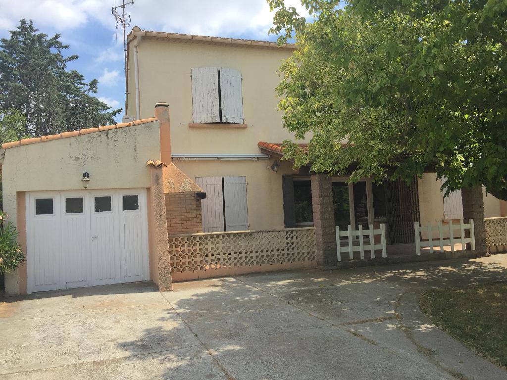 Villa Thezan Les Beziers 190 m2