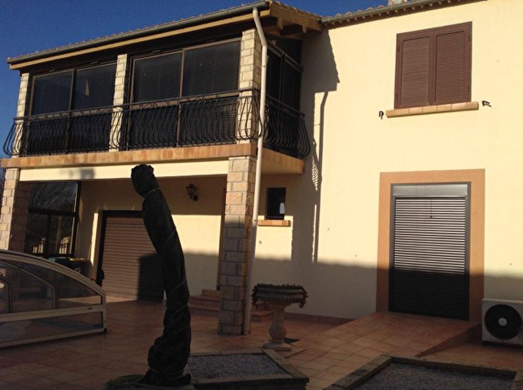 Villa Lignan Sur Orb 5 pièce(s) 130 m2