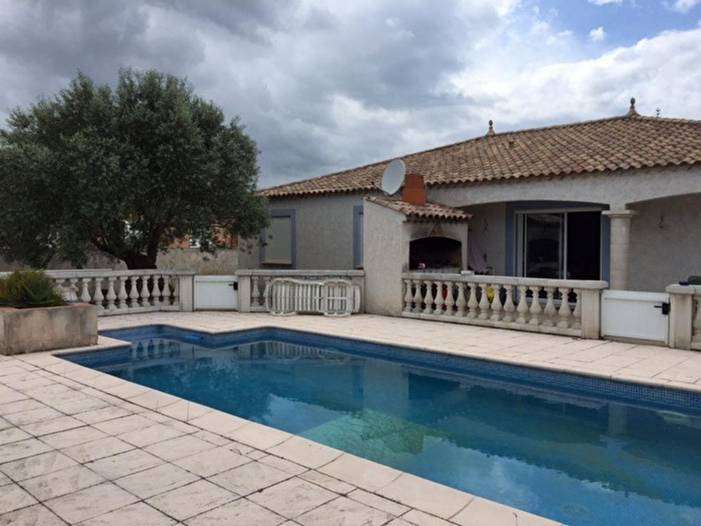 Villa Lignan Sur Orb 5 pièce(s) 127 m2