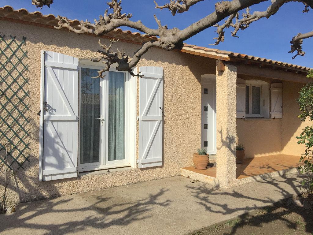 Villa Lignan Sur Orb 4 pièce(s) 78 m2