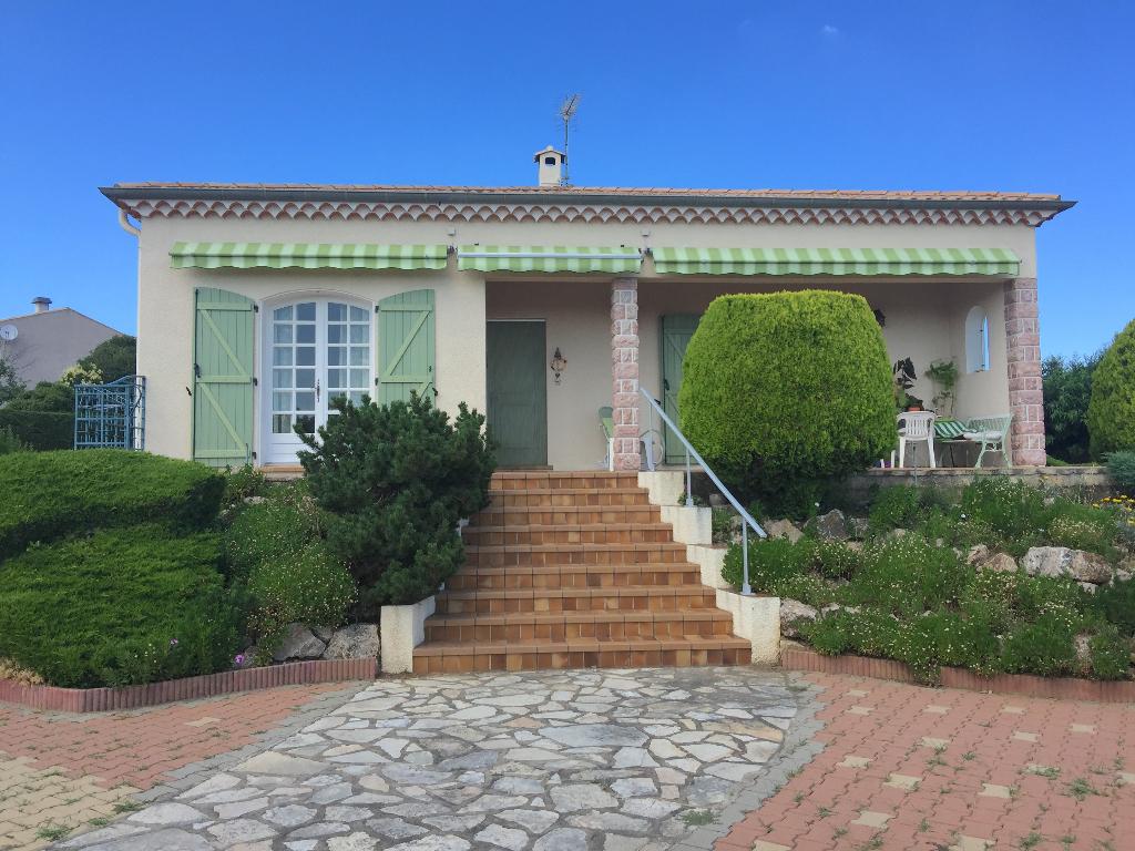 Villa Thezan Les Beziers 4 pièce(s) 122 m2
