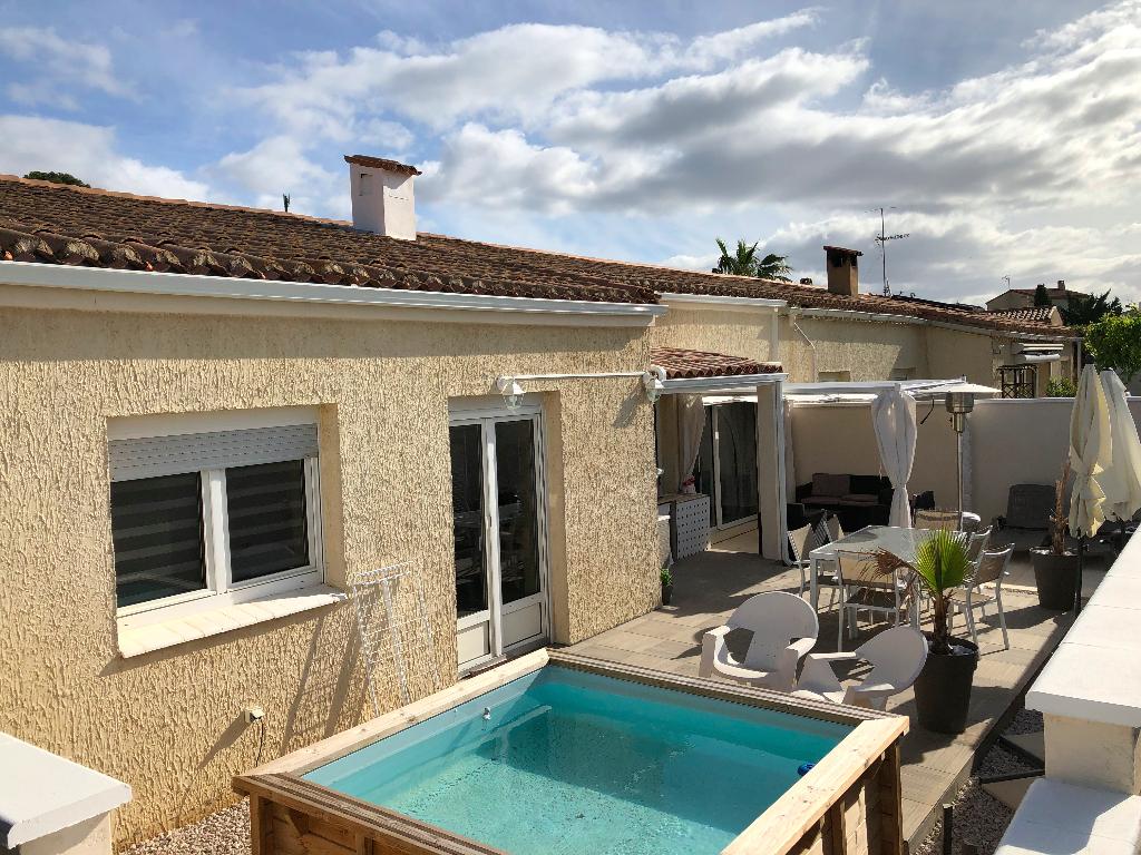 Villa Thezan Les Beziers 5 pièce(s) 115 m2