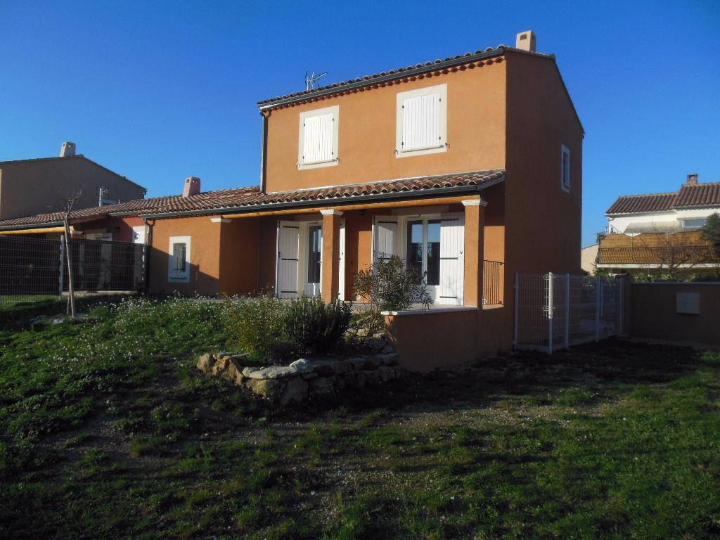 villa 84840 Lapalud 4 pièce(s) 85,90 m2