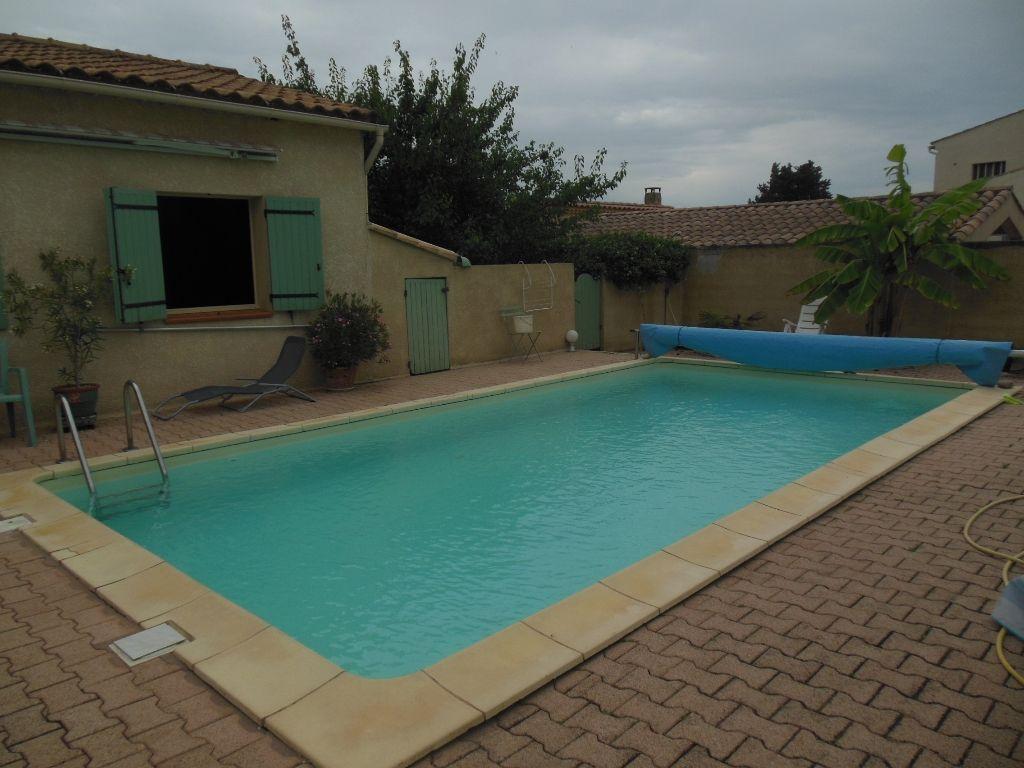 Villa 30130 saint paulet de caisson 6 pièce(s) 151 m2