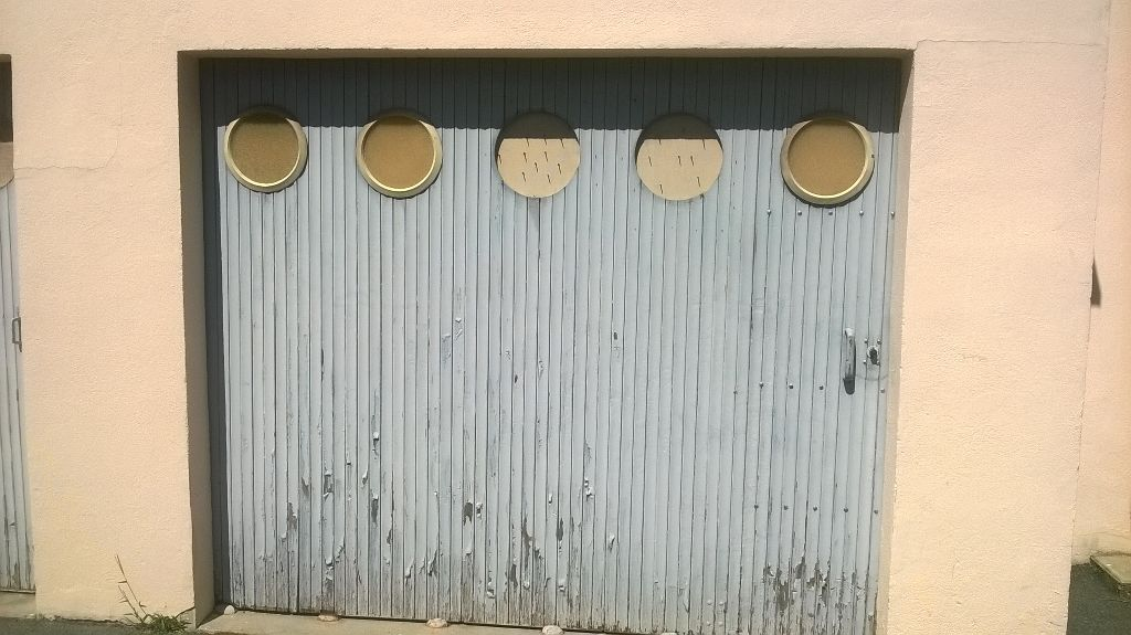 Garage Bollene 17 m2