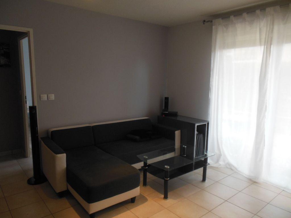 Appartement Bourg Saint Andeol 2 pièce(s) 40.76 m2