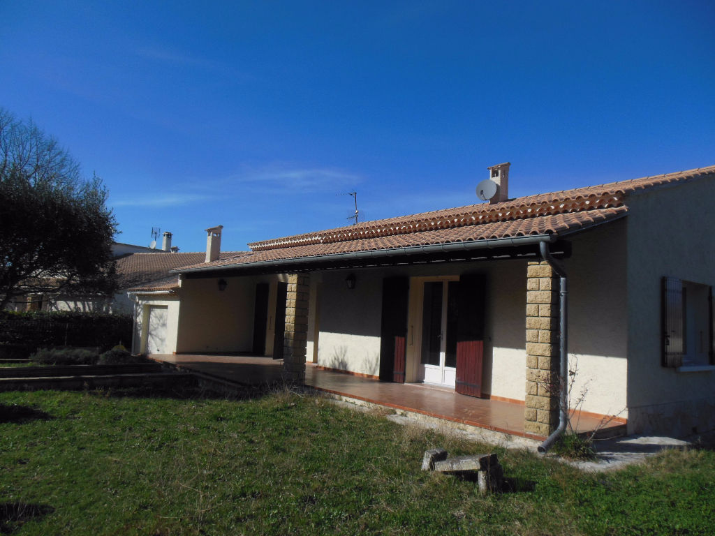 Maison Saint Paul Trois Chateaux 4 pièce(s) 97 m2