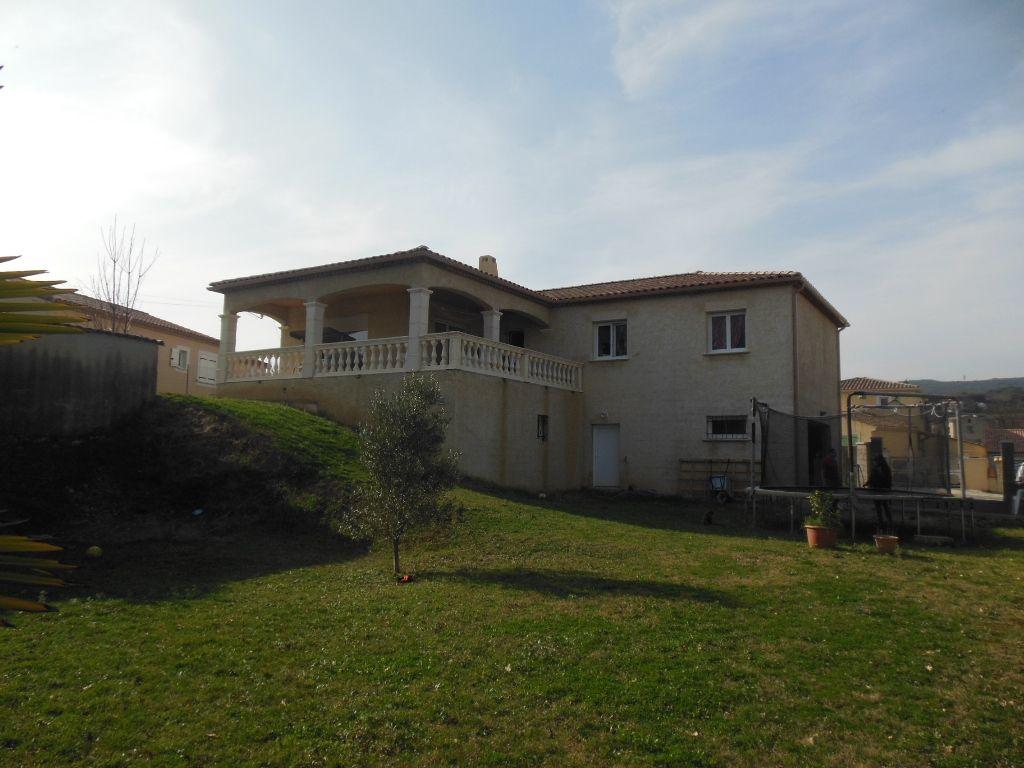 Villa 07700 Bourg Saint Andeol 5 pièce(s) 124,69 m2