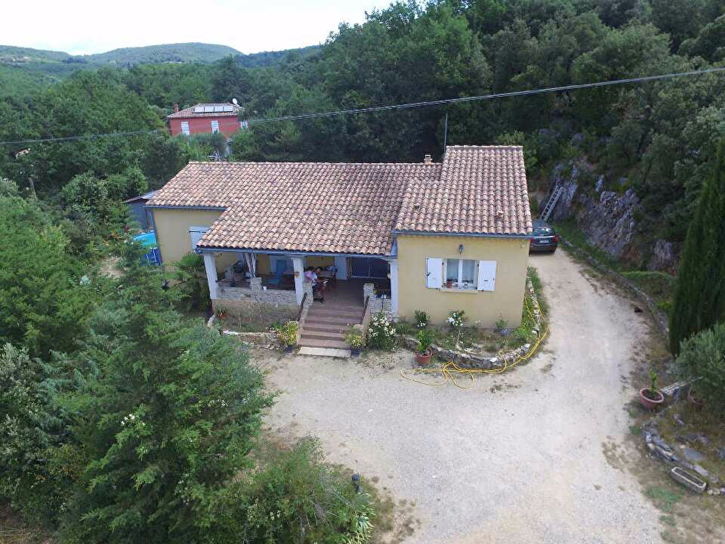 Villa 07220 Saint Montan 5 pièce(s) 140 m2