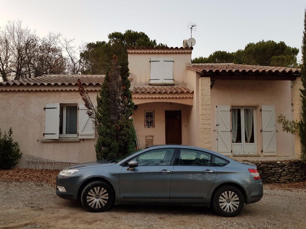 villa 26790 rochegude 4 pièce(s) 102 m2