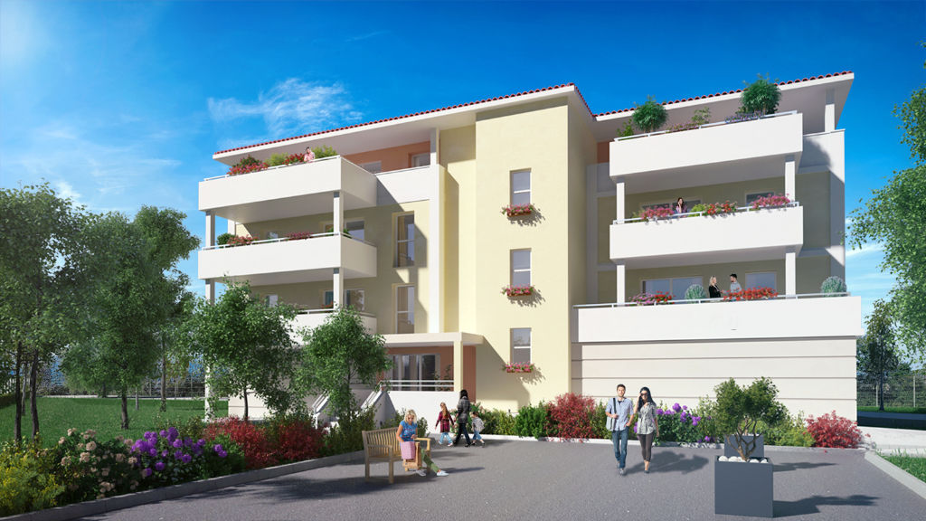 Appartement  84000 ORANGE 3 pièce(s) 61,94 m2