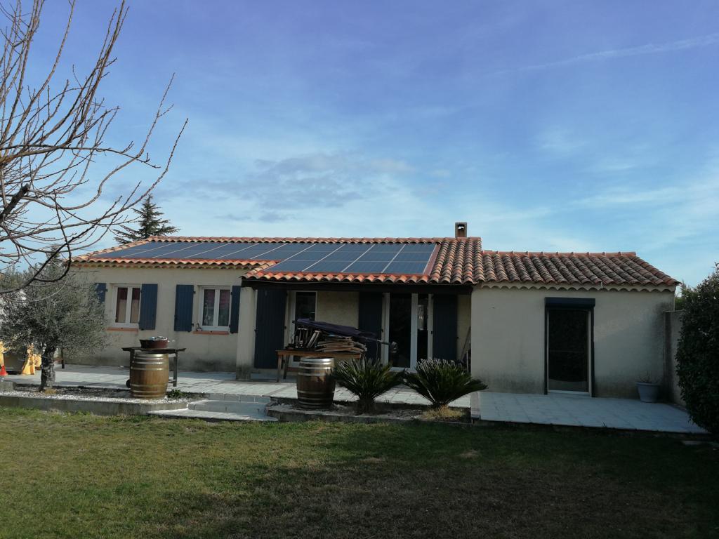 Maison plain pied 84500 BOLLENE 6 pièce(s) 115 m2