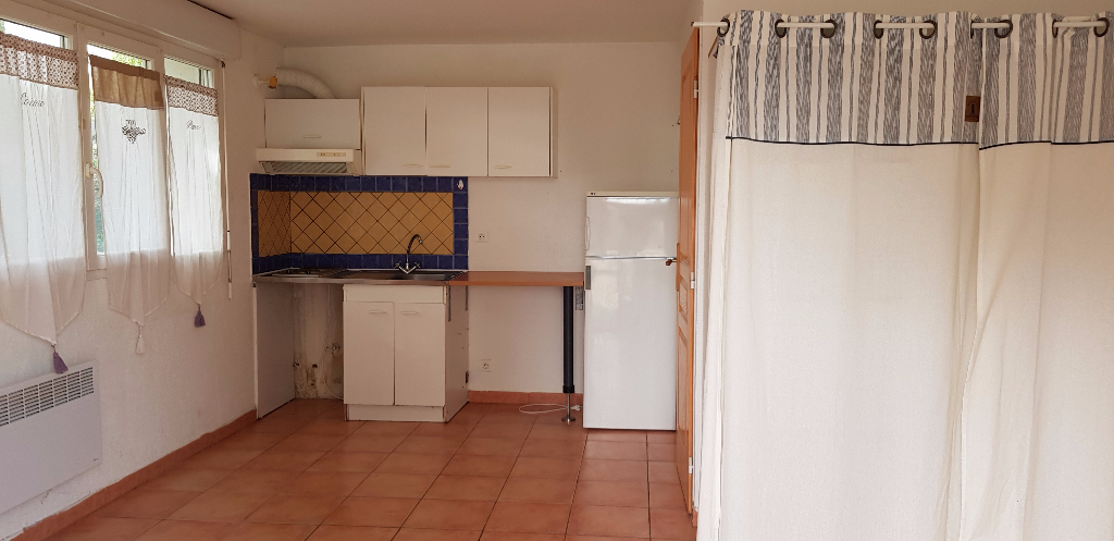 Appartement 84500 Bollene 1 pièce(s) 23.3 m2