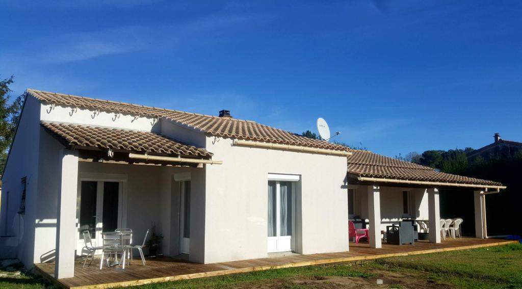Villa Bollene 84500 4 pièces