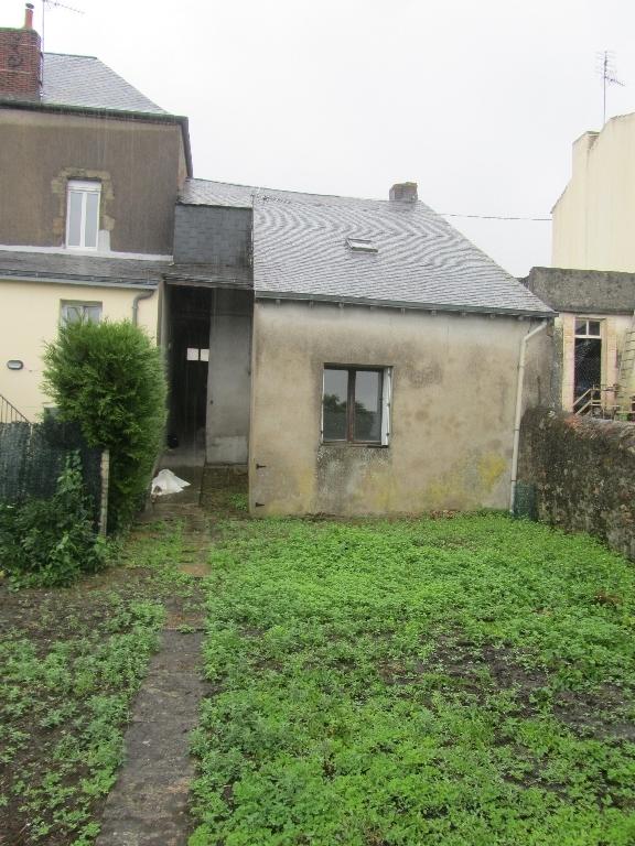 Maison comprenant 2 appartements à rénover