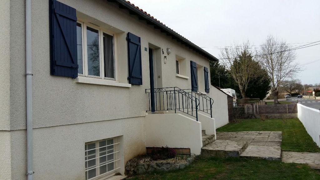 Maison à St Clémentin