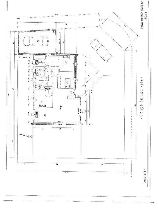Pavillon neuf - 3 chambres