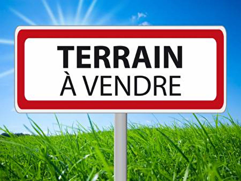Terrain constructible centre-bourg