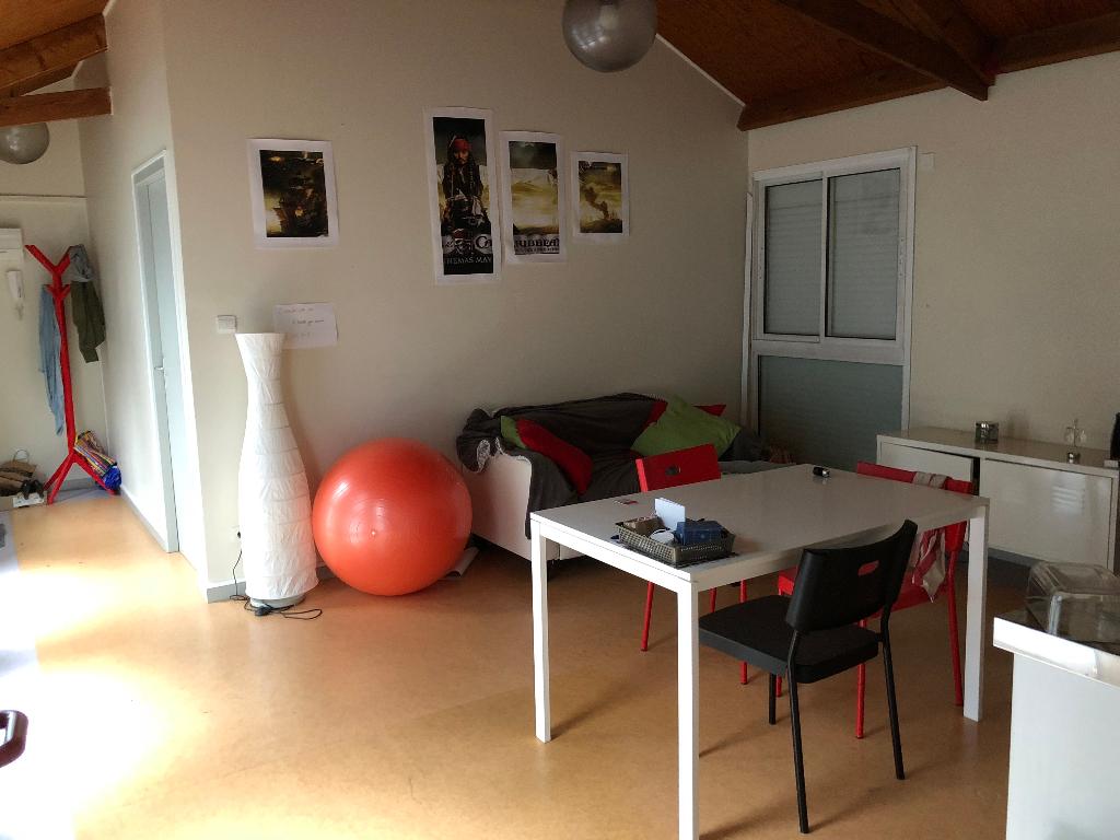 T2 meublé Bressuire centre