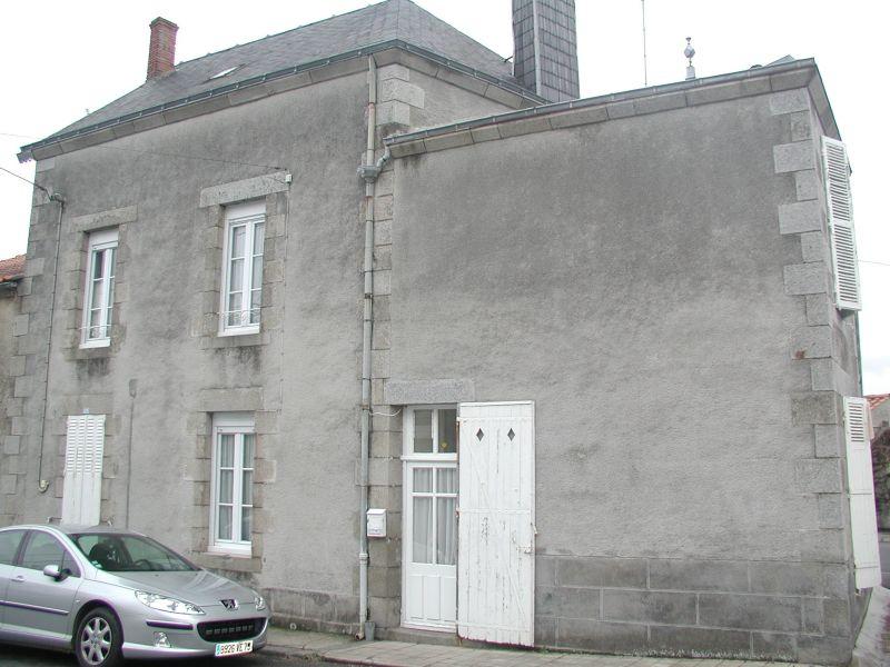 Maison de bourg, idéal 1er achat.