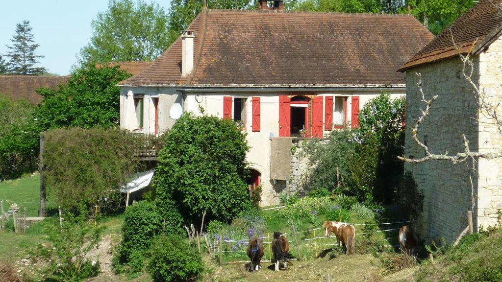 Maison située à 15 km de Cahors