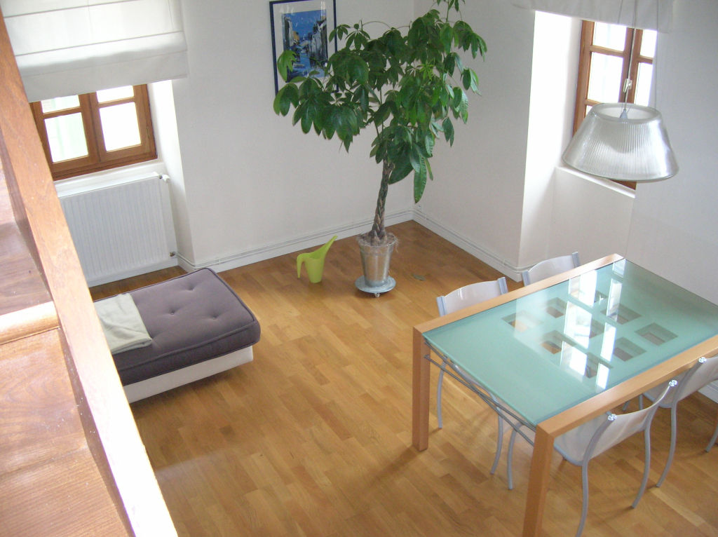 Charmant appartement  T2  en duplex à Cahors