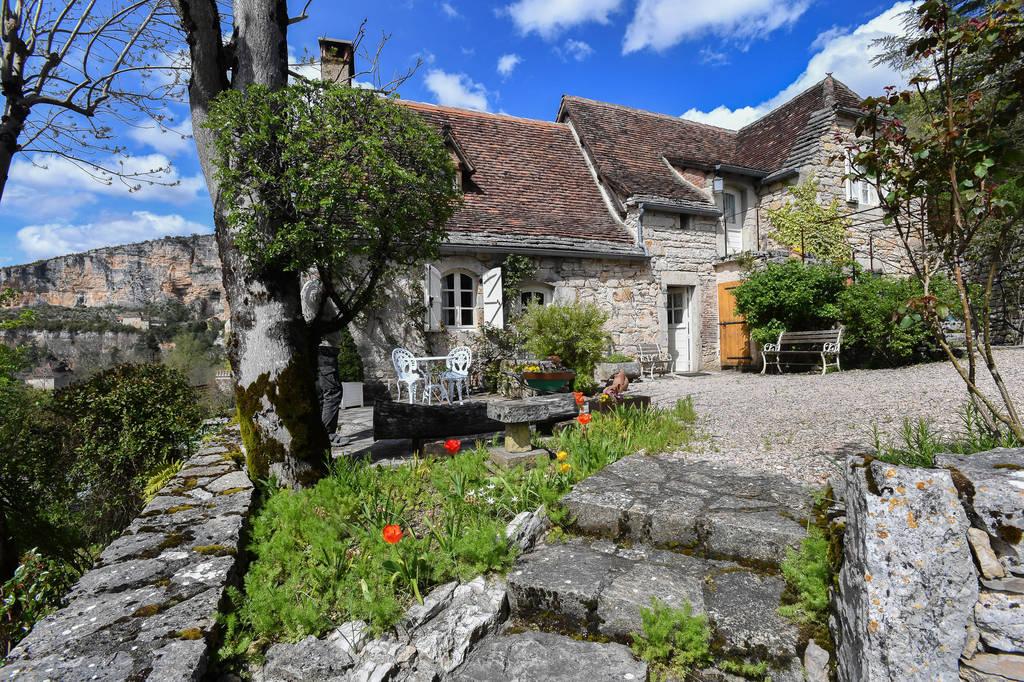 Rare : Maison  + gîtes  au coeur du parc régional des Causses du Quercy