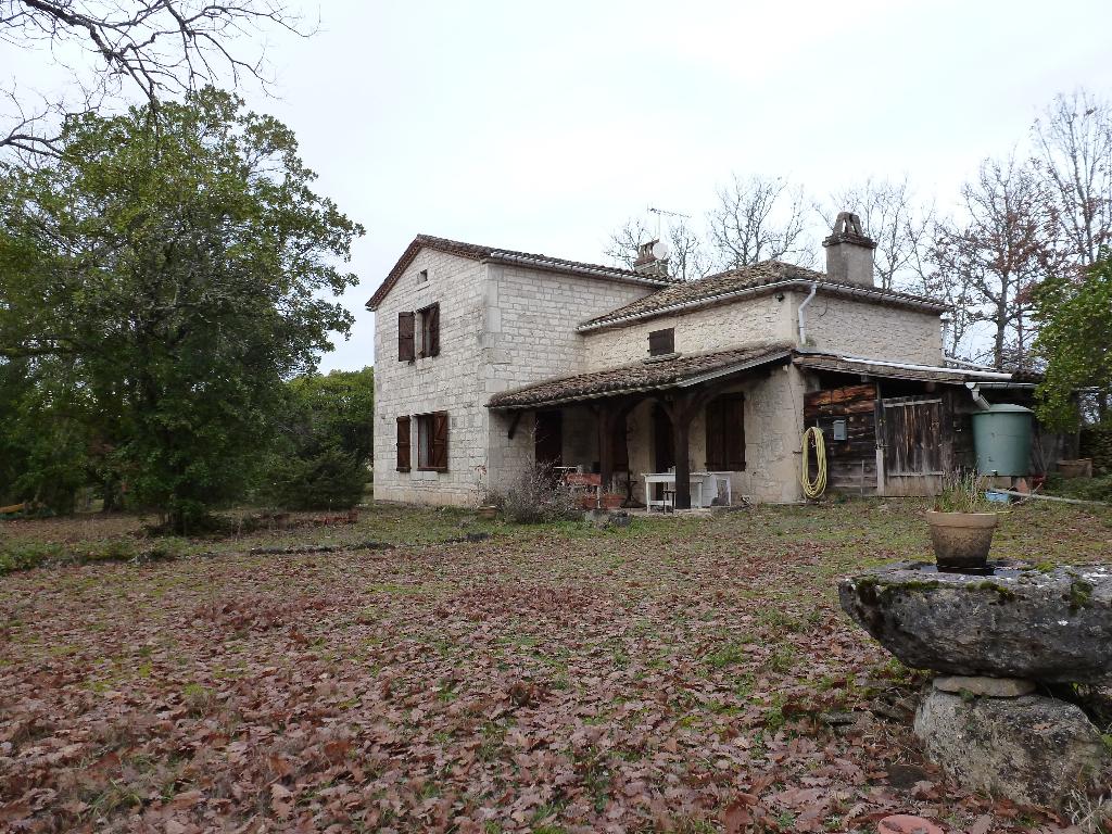 Maison Saint-paul De Loubressac Flaugnac