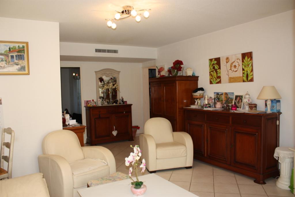 Appartement 3 pièces, garage, centre ville