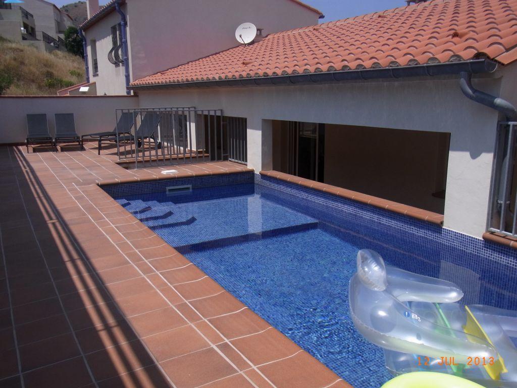 Maison neuve CERBÈRE «Terrimbo» R+1,130 m², garage et piscine sur 320 m²