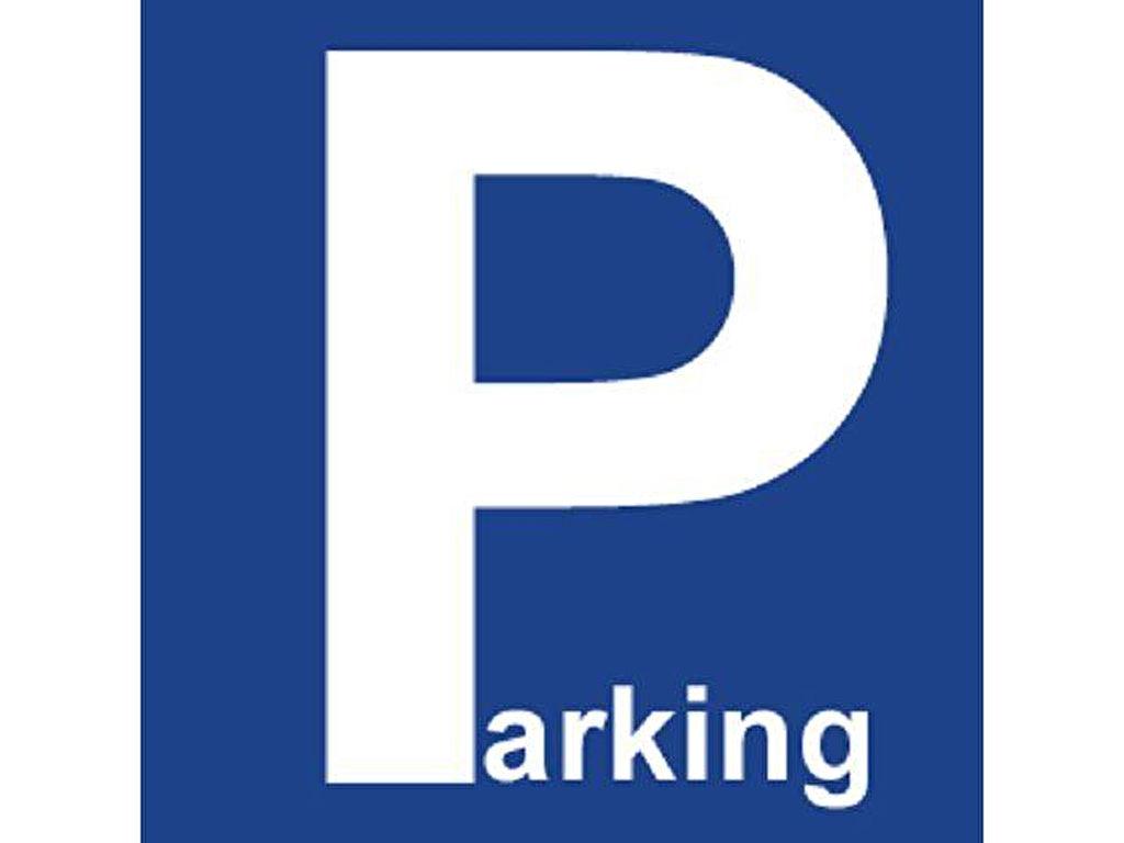 Place de parking privative sur Aix Les Bains