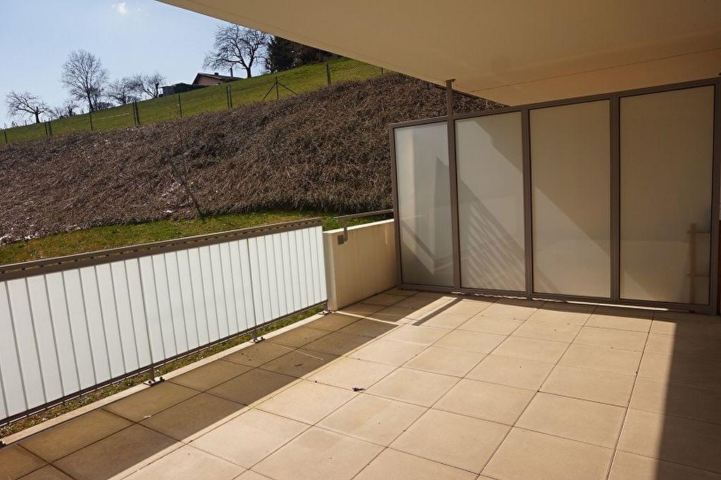 T3 avec terrasse spacieuse de 21m²
