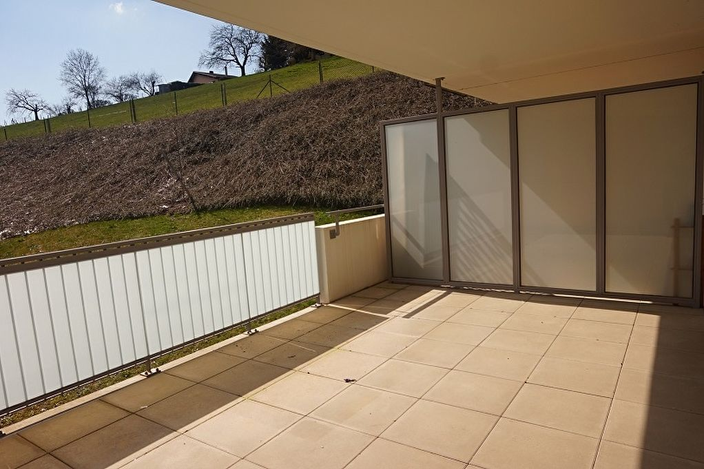 PROGRAMME NEUF: T3 avec terrasse spacieuse