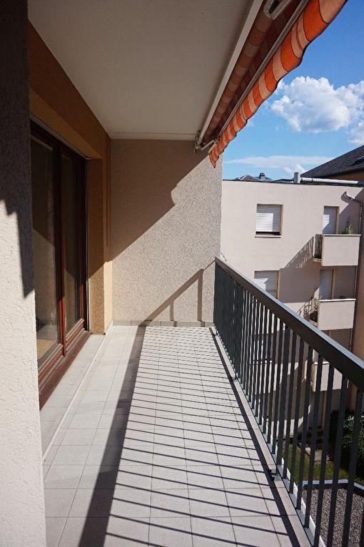 T4  traversant  -  Garage - Balcon-Terrasse - Secteur POSTE-VERNEY