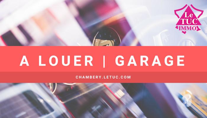 Garage fermé proche Gare - Verney