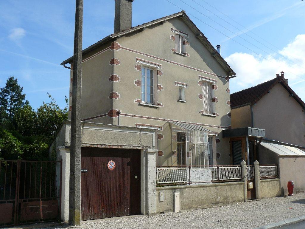 Agglomération, limite Chartres