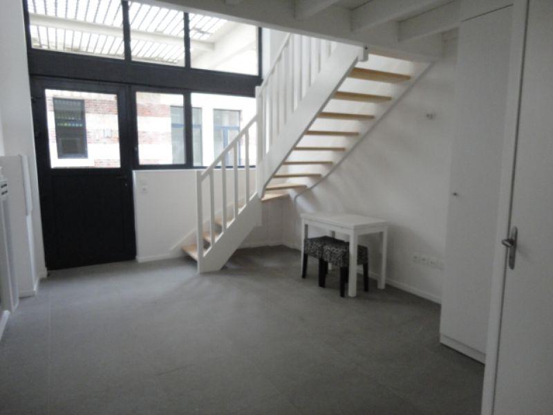 Atelier d'artiste duplex 34m²