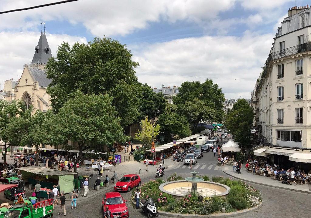 Quartier Moufetard, STUDIO  loué VIDE