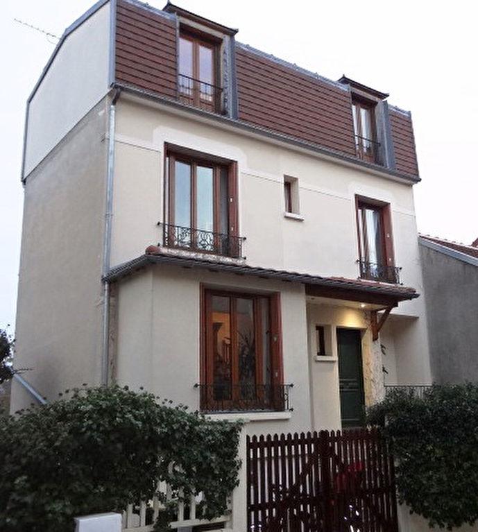 Chatillon - Quartier pavillonnaire 5/6 pièces avec jardin et terrasse