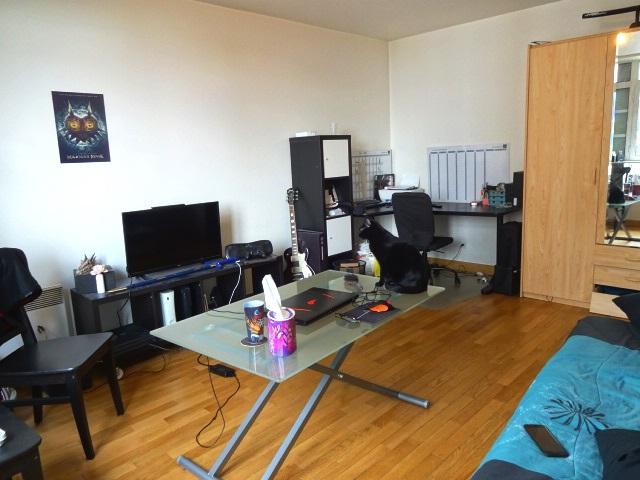 Appartement Montrouge 1 pièce(s) 32 m2